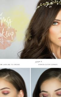 Spring Bridal Makeup