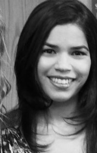 Makeup for America Ferrera
