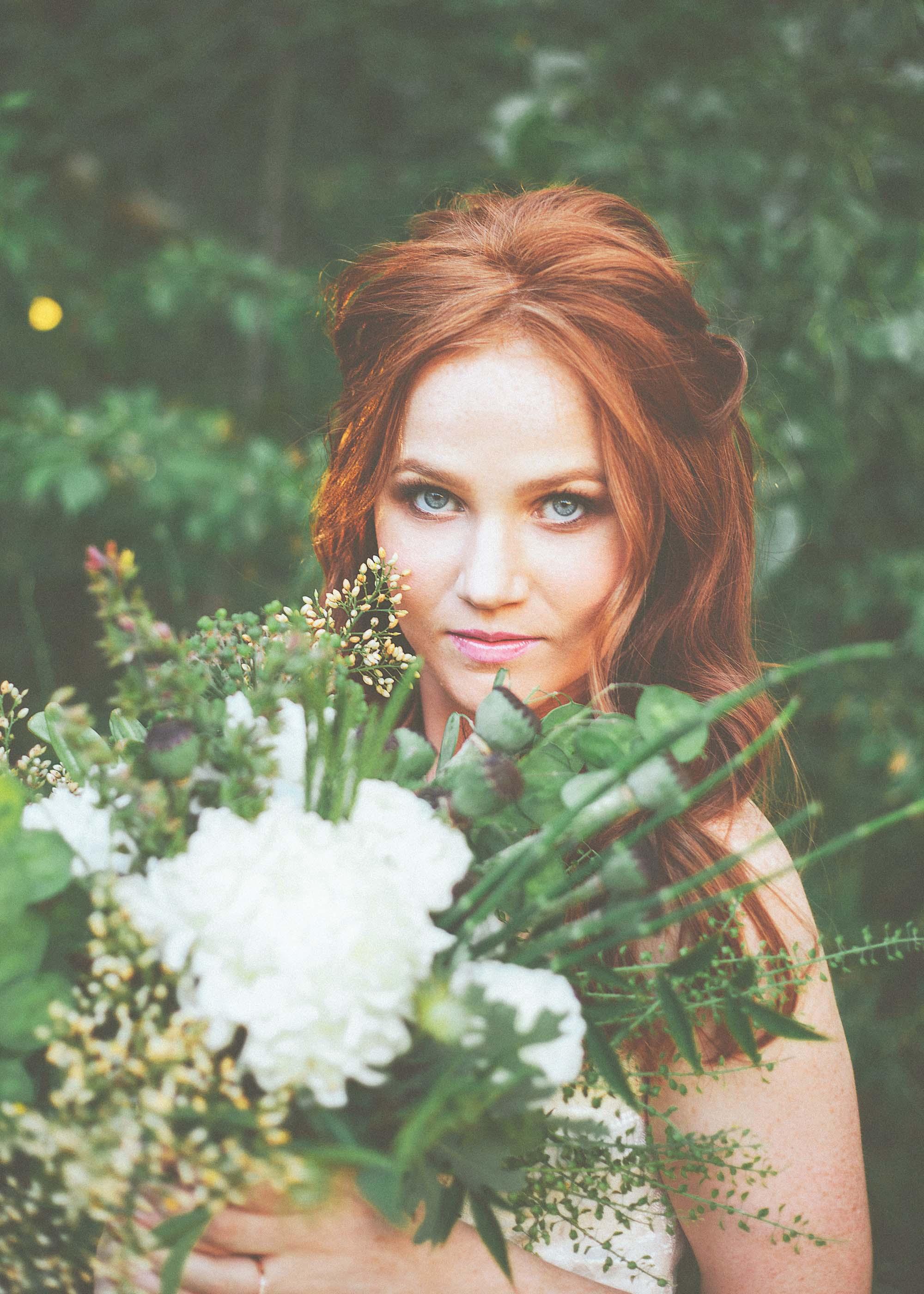 Bohemian bridals – vivian makeup artist blog