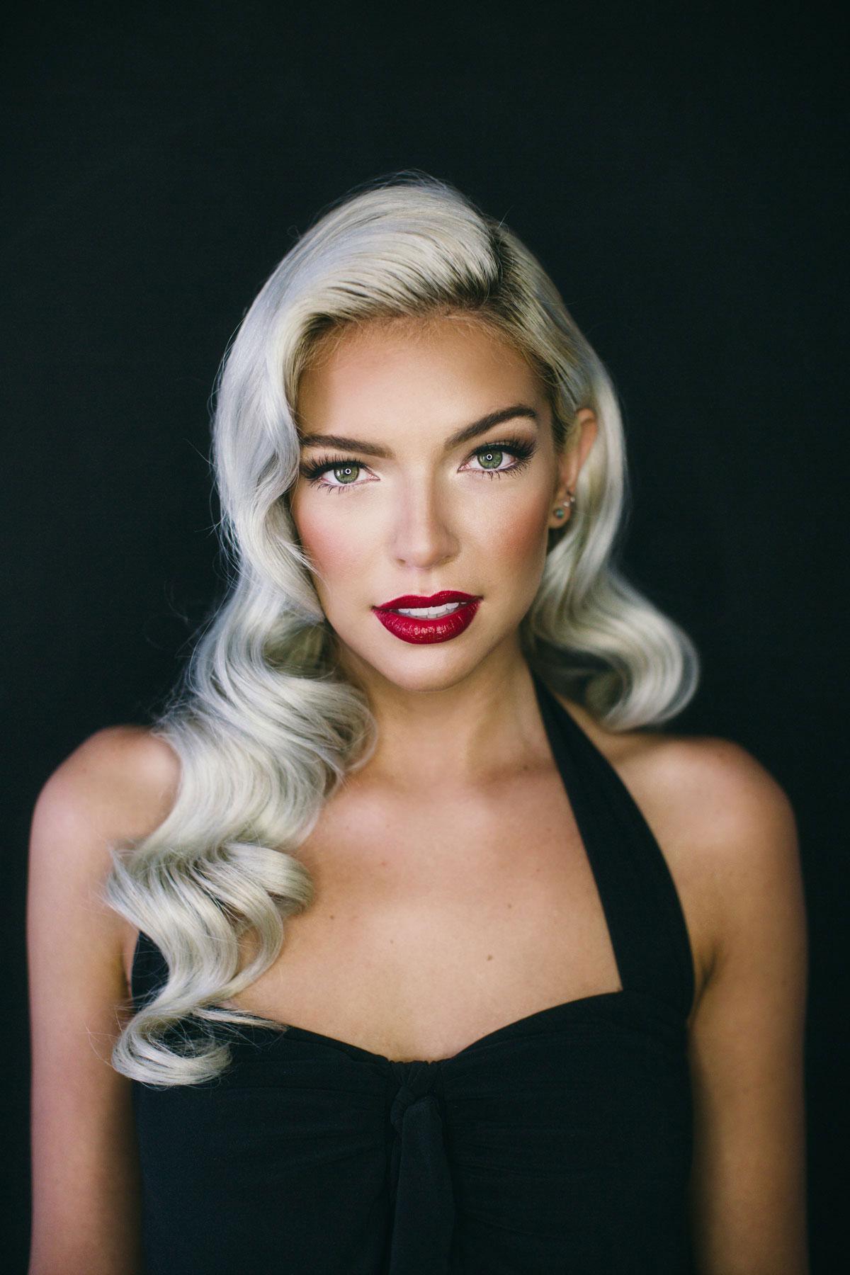 blonde_vintage_hairstyles_blonde_vintage_makeup_vivianmakeupartist_vintage