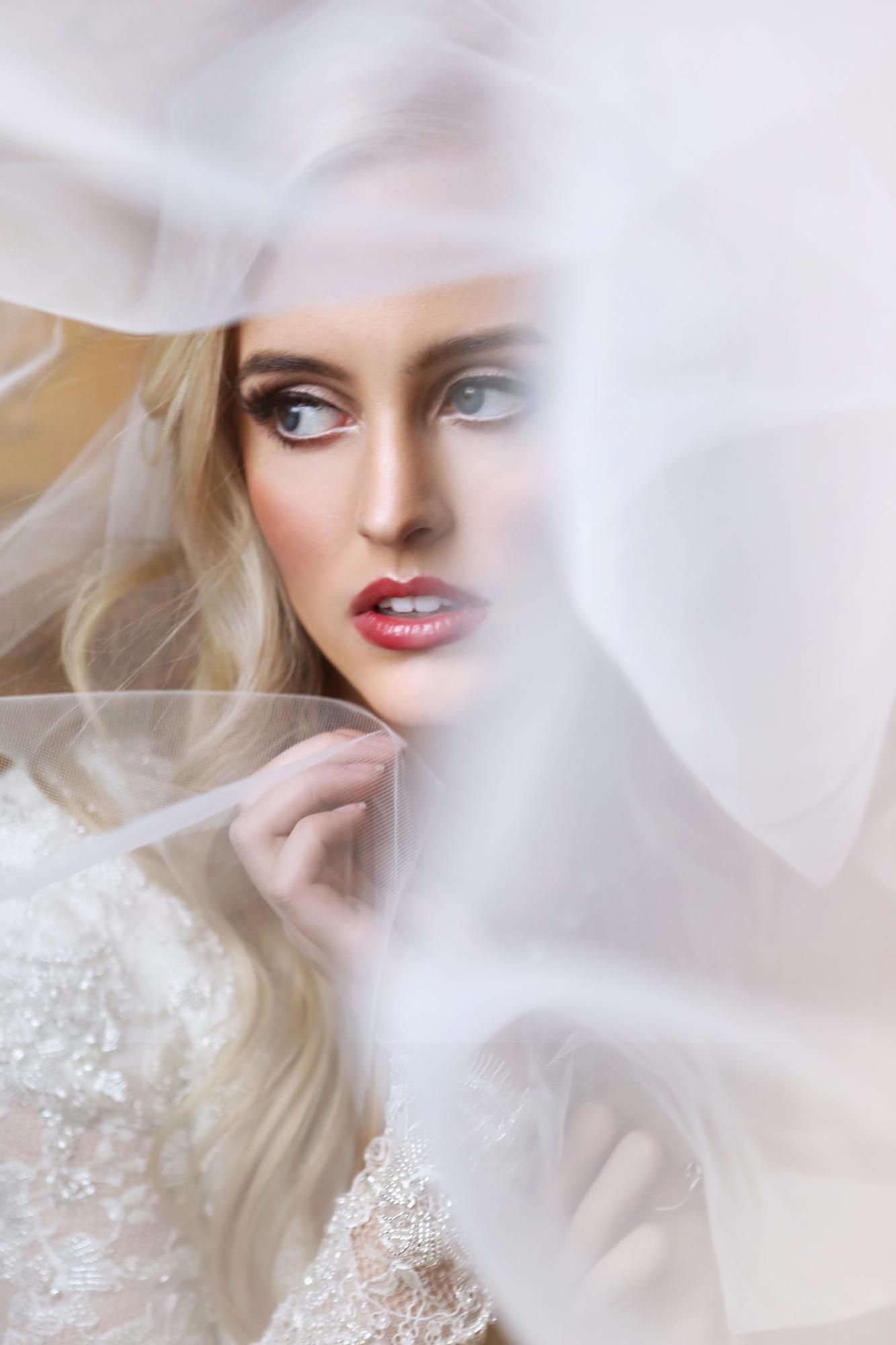 Glam Bridal Makeup : Vivian Makeup Artist Blog So, how did you get into doing ...