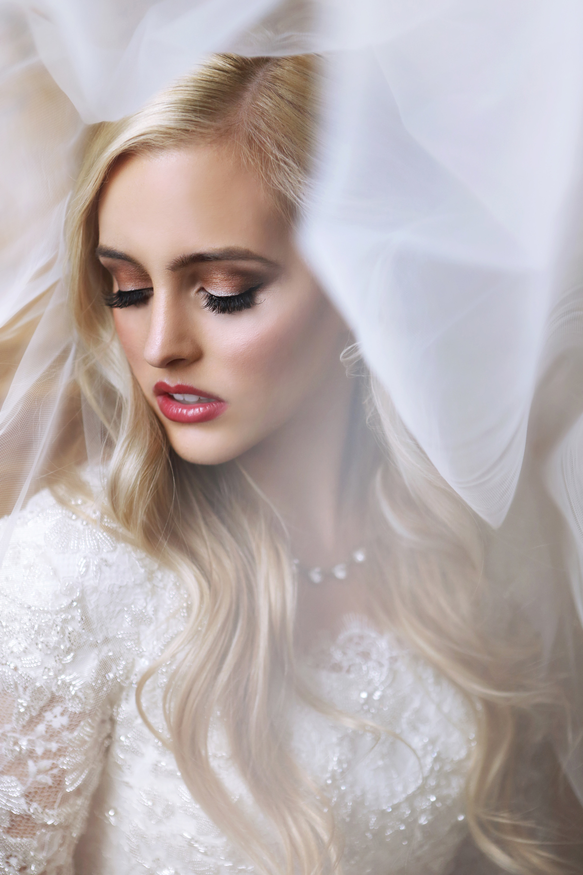 Bridal Makeup For Destination Wedding : The Prettiest Bridals Vivian Makeup Artist Blog
