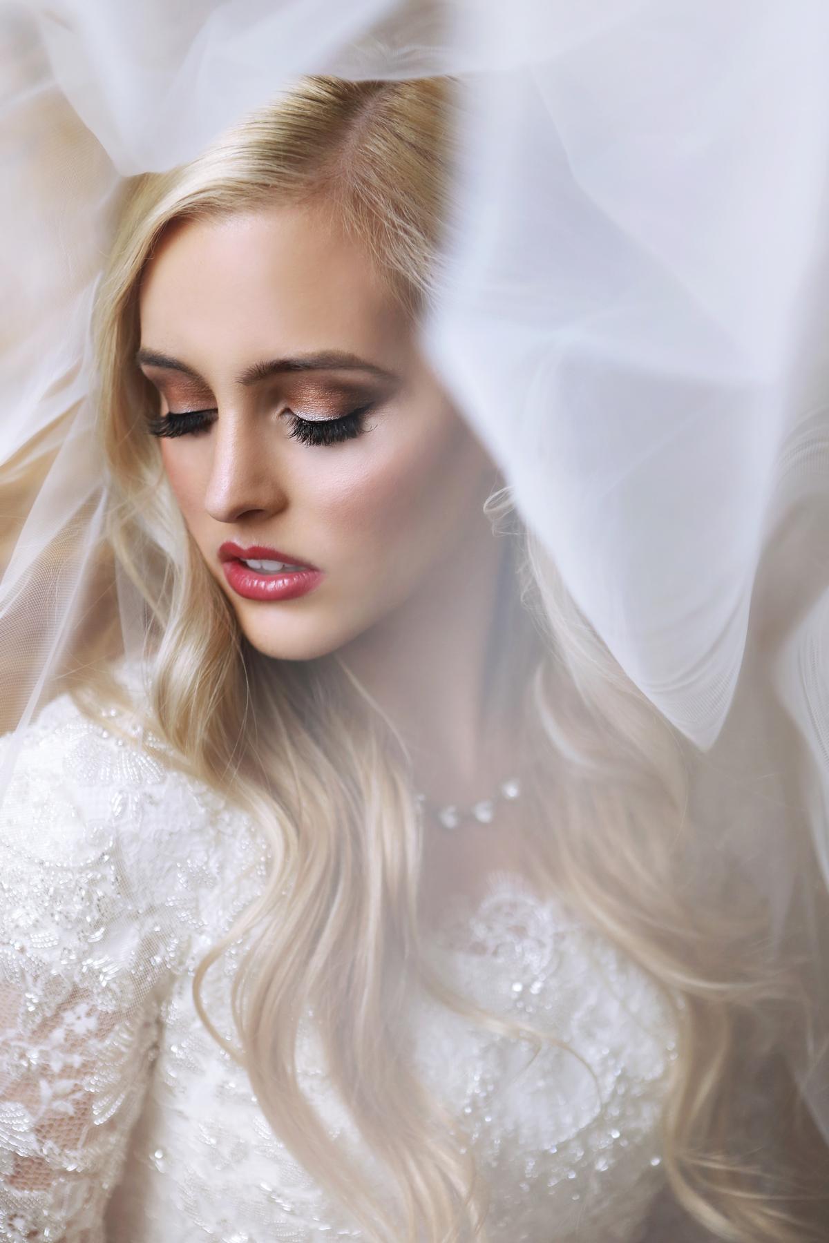 Wedding Makeup Hair Artist : The Prettiest Bridals Vivian Makeup Artist Blog