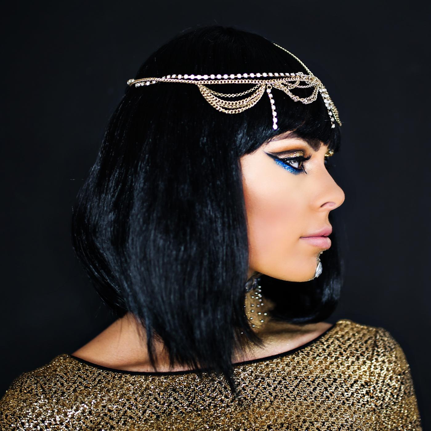 cleopatra makeup � vivian makeup artist blog